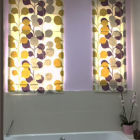 Pretty blinds to brighten up your bathroom