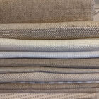 A selection of natural linens. From £20 per metre.